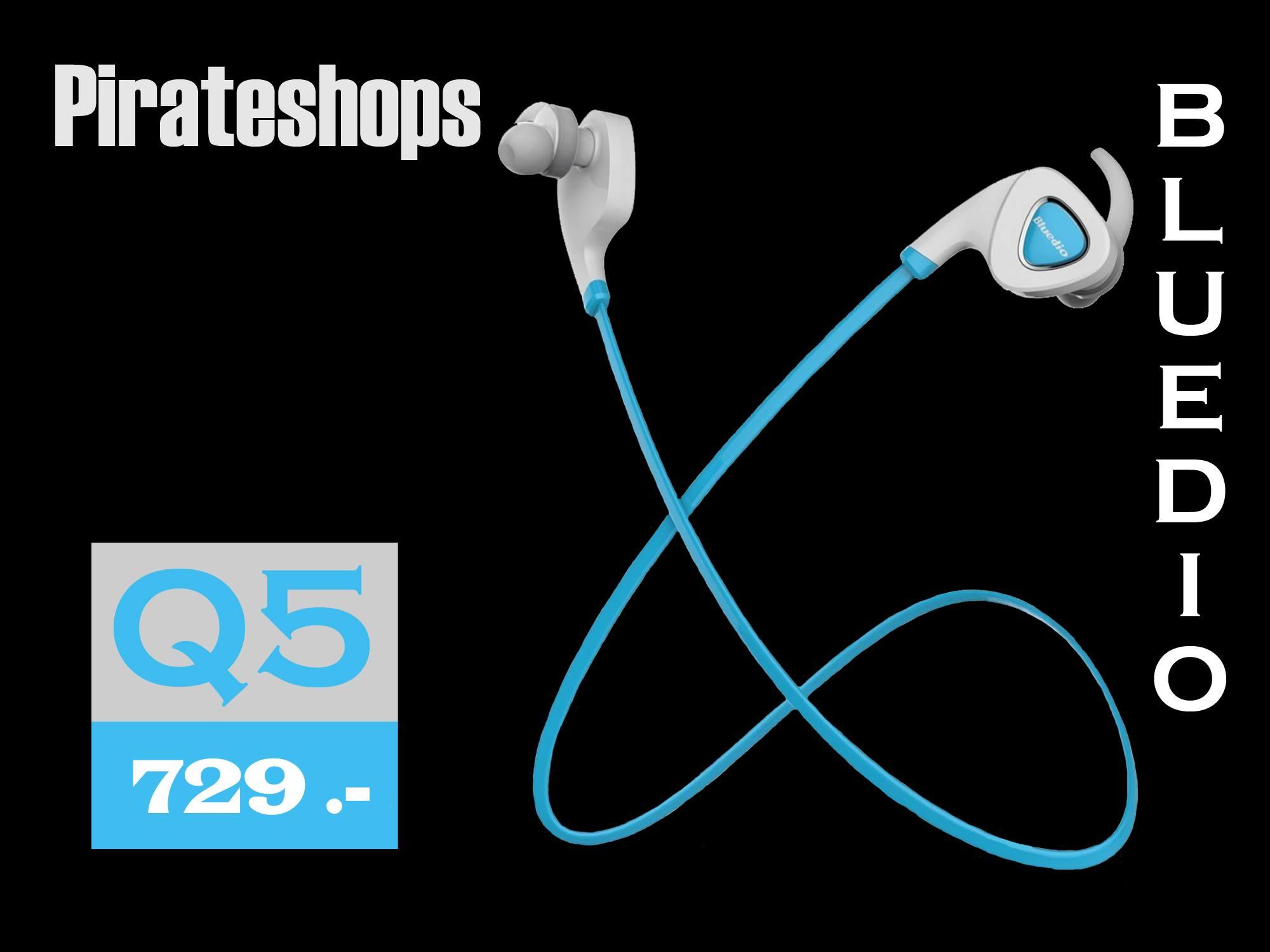 หูฟังบลูทูธ Bluedio Q5