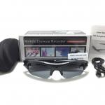 กล้องแว่นตากันแดดทรงสปอร์ต Mobile Eyewear Recorder <ดำ> ของแท้ 100%