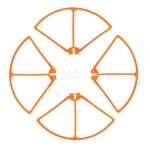 การ์ดใบพัด (สีส้ม) : X8C, X8W, X8G