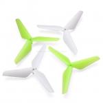 ใบพัดแต่งสีเขียว-ขาว : x5, x5c, x5sc, x5sw