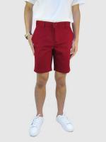 กางเกงขาสั้นชาย สีแดง