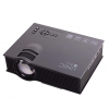 UNIC UC46 1200Lum 1080P HD 800 * 480 wifi Projector (Black)