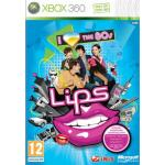 Lips I Love The 80s [ต้องมี Wireless Microphone Xbox 360]