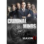 DVD Criminal Minds : The Complete 11th Season ทีมแกร่งเด็ดขั้วอาชญากรรม (อ่านเกมอาชญากร) (ปี 11) 6 แผ่นจบ (ซับไทย)
