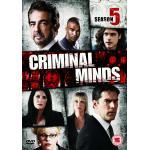DVD Criminal Minds : The Complete 5th Season ทีมแกร่งเด็ดขั้วอาชญากรรม (อ่านเกมอาชญากร) (ปี 5) 6 แผ่นจบ (Master ซับไทย)