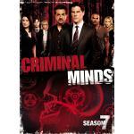 DVD Criminal Minds : The Complete 7th Season ทีมแกร่งเด็ดขั้วอาชญากรรม (อ่านเกมอาชญากร) (ปี 7) 5 แผ่นจบ (Master ซับไทย)