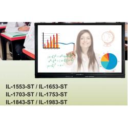 Interactive Touch Screen Display ยีห้อ Vertex รุ่น IL-1843ST
