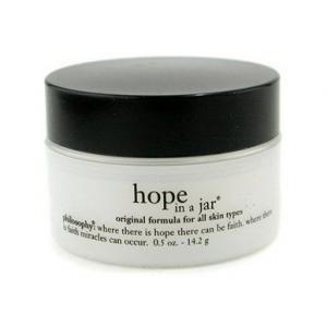 Philosophy Hope in a jar original formula moisturizer for all skin types [0.5oz][No Box] ครีมบำรุงผิวหน้าช่วยทำให้ผิวหน้าแข็งแรง แลดูสดใสเต่งตึง ช่วยซ่อมแซมให้ผิว มีสารต้านอนุมูลอิสระ เสริมภูมิคุ้มกันให้ผิว เผยผิวสุขภาพดี กระจ่างใสแบบผิวอมชมพู