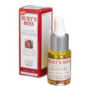 BURT'S BEES Naturally Ageless Intensive Repairing Serum [0.45oz][In Box] เซรั่มลดเลือนริ้วรอยเล็กๆ และริ้วรอยร่องลึกบริเวณรอบดวงตา ปากและหน้าผาก