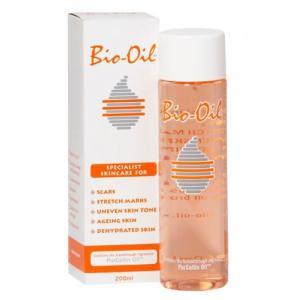 Bio-Oil [200ml] ออยล์บำรุงลดผิวแตกลายงาและรอยแผลเป็น ปรับสีผิวให้สม่ำเสมอ ผิวนุ่มชุ่มชื้นเรียบเนียน