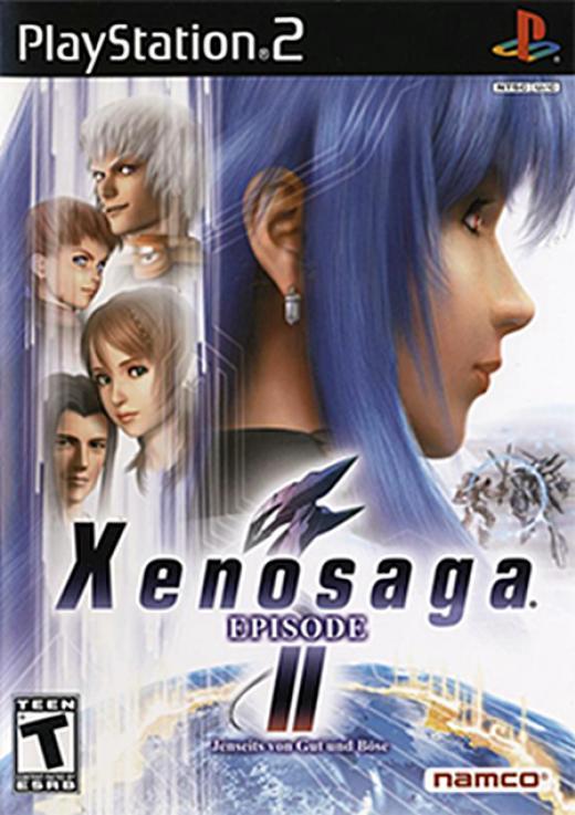Xenosaga Episode II Jenseits von Gut und Bose [ 2 Disc ]