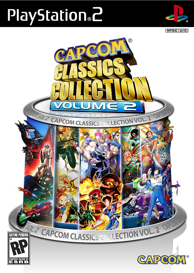 Capcom Classics Collection Vol.2