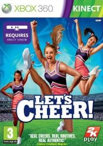 Lets Cheer [Kinect]