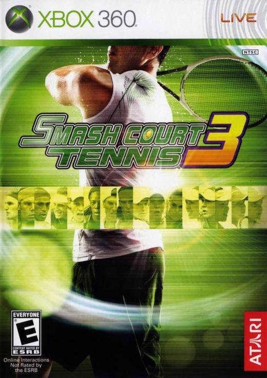 Smash Court Tennis 3 [RGH]