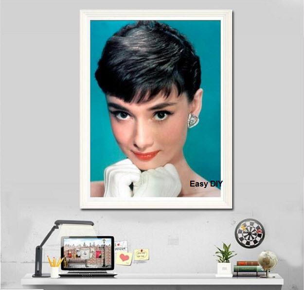 ดารา ออเดรย์ เฮปเบิร์น (Audrey Hepburn) 1