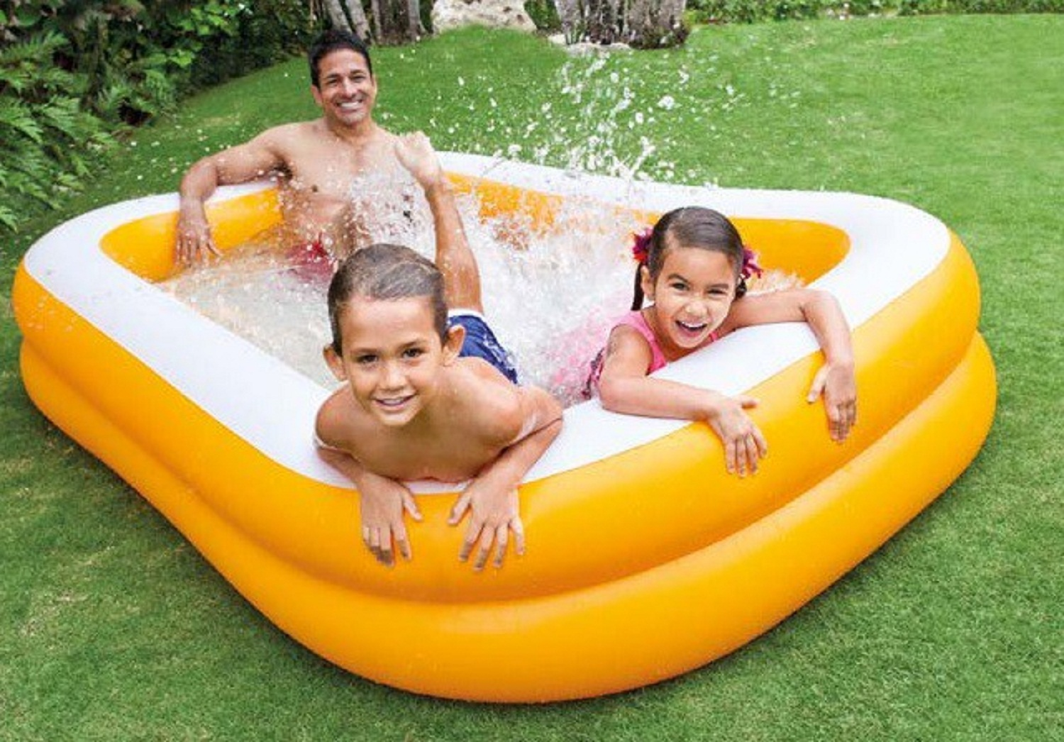 Intex Family Swimming Pool 57181