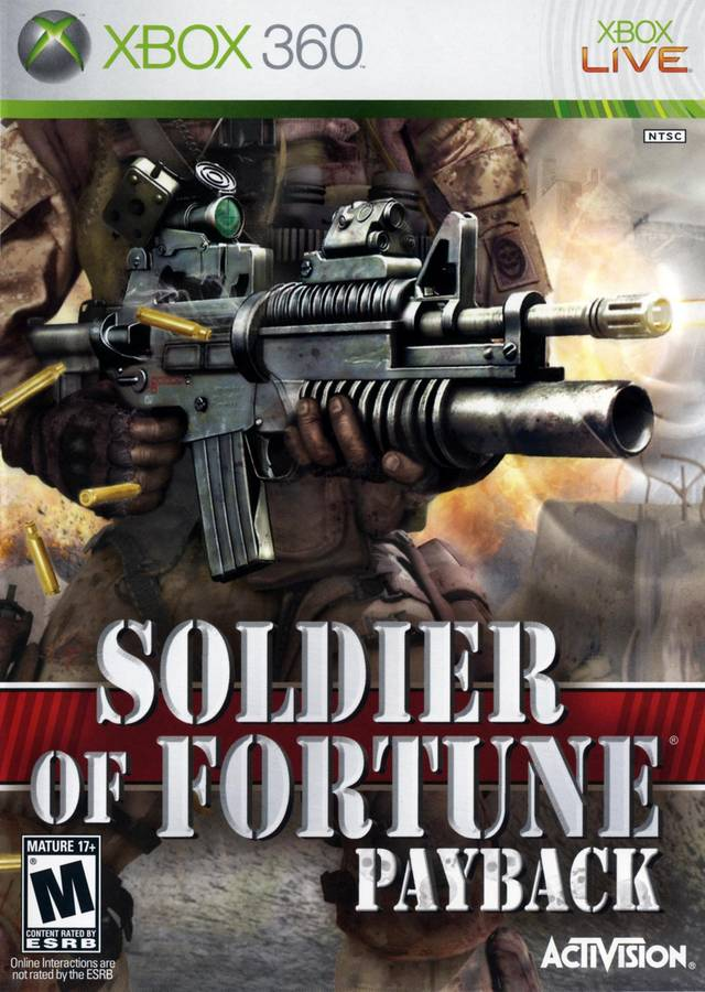 Soldier Of Fortune :Payback