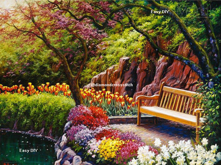 วิวสวนสวย