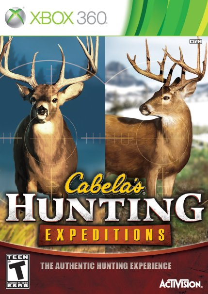Cabelas Hunting Expeditions [RGH]
