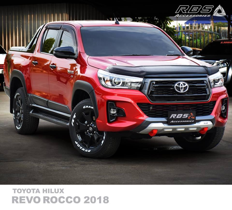 สเกิร์ต Revo 2018 Rocco รุ่น RBS