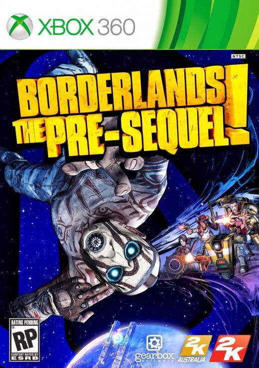 Borderlands The Pre-Sequel (LT+2.0)(XGD3)(Burner Max)