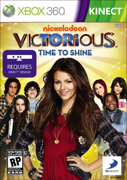 Victorious Time To Shine (Kinect)