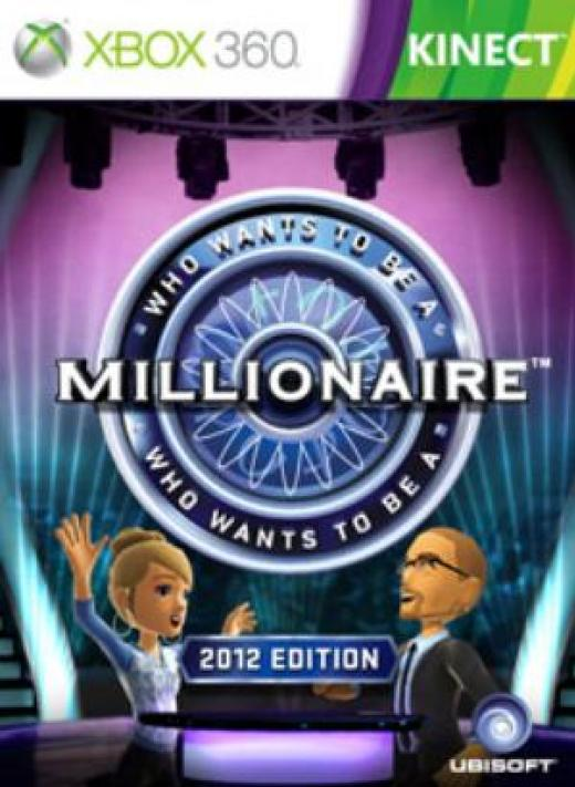 Who Wants To Be A Millionaire 2012 Edition[Kinect][RGH]