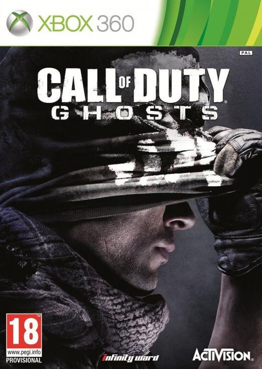 Call of Duty: Ghosts (LT+2..0)(XGD3)(Burner Max)[2 Disc]