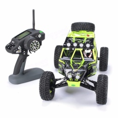 รถบังคับ WL toy Storm off Road 50km/h (รีโมทดิจิตอล) 1:12 สีเขียว/ดำ