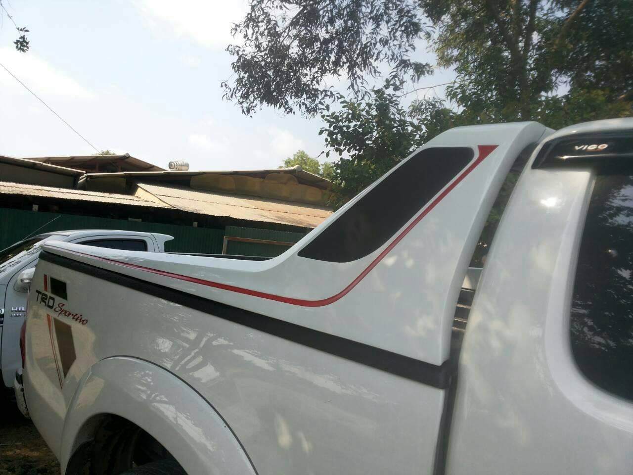 โรลบาร์ Vigo Cab