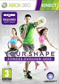 Your Shape Fitness Evolved 2012 (Kinect)