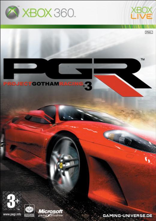 Project Gotham Racing 3 [RGH]