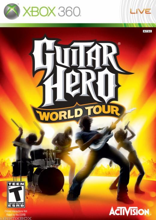 Guitar Hero: World Tour [ต้องใช้อุปกรณ์การเล่น]
