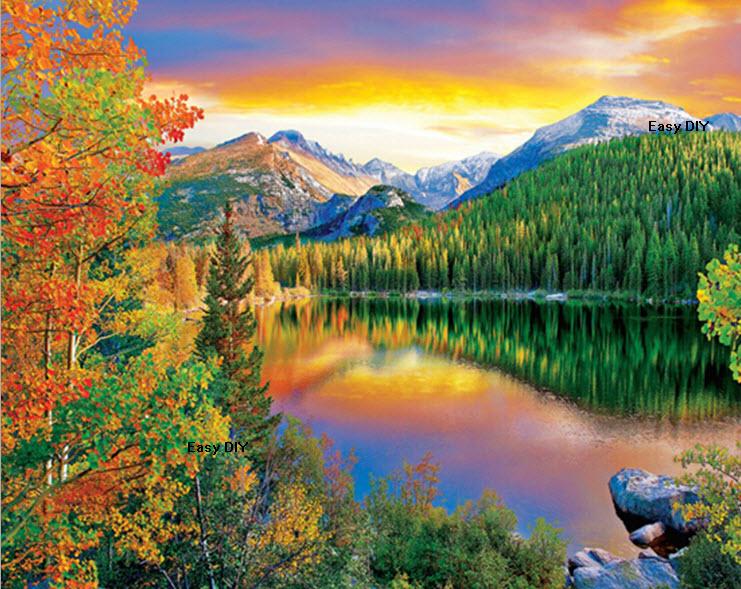 หลุยส์ เลค ทะเลสาบสีมรกต (Lake Louise)