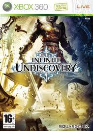 Infinite Undiscovery (2 Disc)