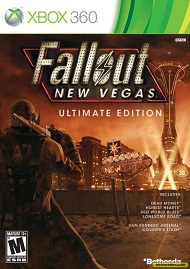 Fallout New Vegas Ultimate Edtion (2 Disc)[RGH]