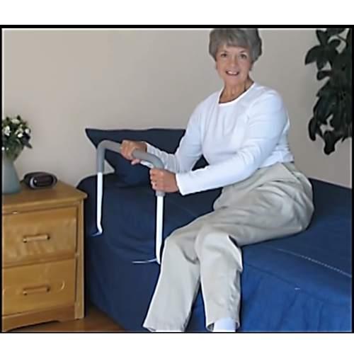 ราวเตียงพยุงตัว กั้นที่นอน กันตกเตียง ผู้สูงอายุ ผู้ป่วย เคลื่อนไหวลำบาก ร้านมีขายในราคาถูก