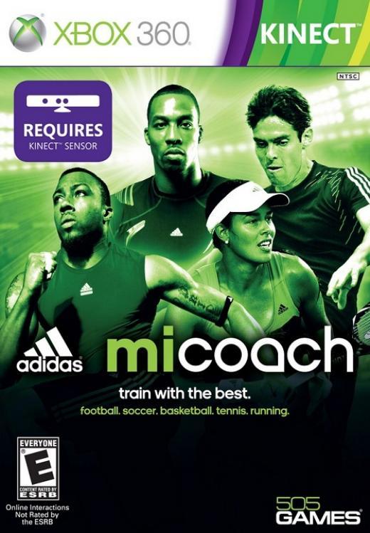 Adidas miCoach [Kinect][2 Disc]