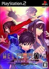 Melty Blood Actress Again