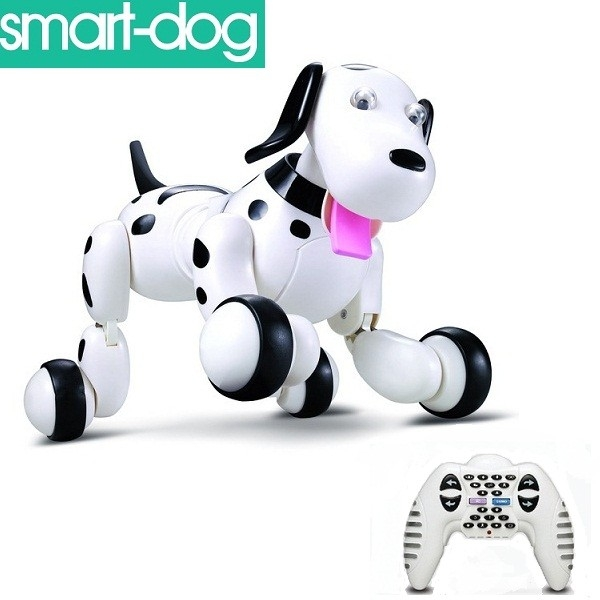 Smart Dog หุ่นยนต์หมาบังคับวิทยุ 2.4ghz