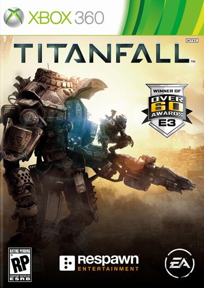 Titanfall (LT+2.0)(XGD3)(Burner Max)[เล่น online เท่านั้น]
