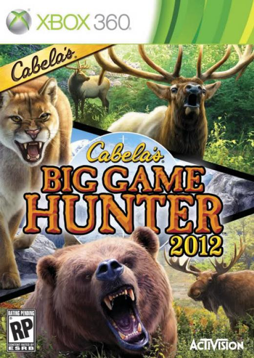 Cabela's Big Game Hunter 2012 [RGH]