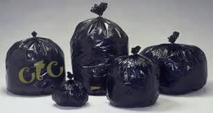 ถุงดำ ถุงขยะ