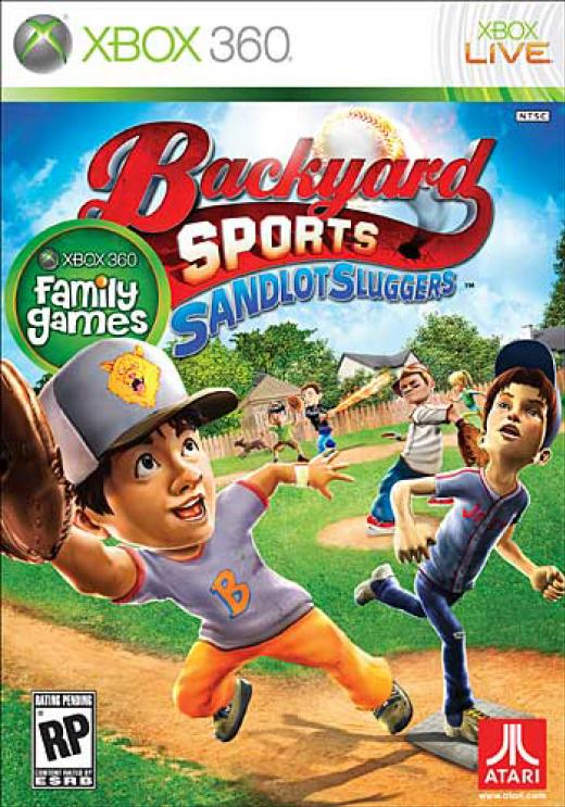 Backyard Sports: Sandlot Sluggers [RGH]