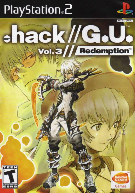 Dot Hack G U Vol.3 Redemption