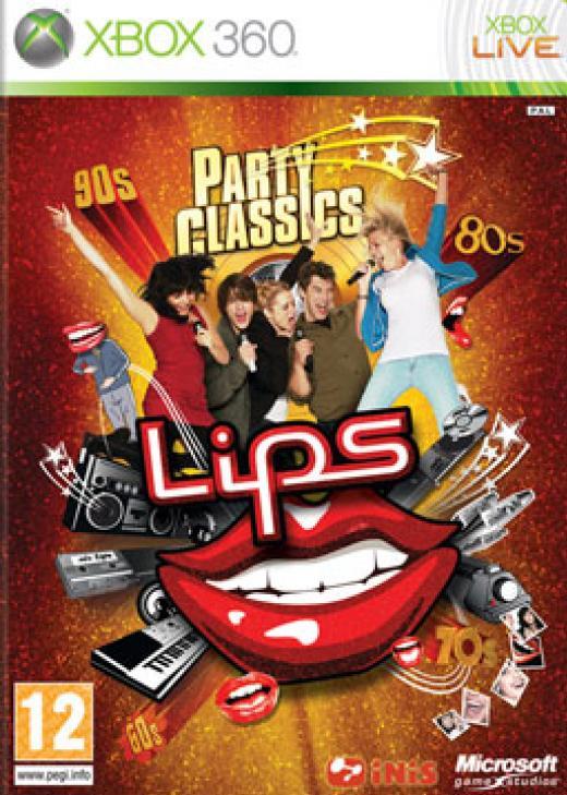 Lips Party Classics [ต้องมี Wireless Microphone Xbox 360]