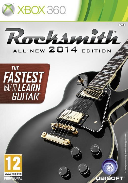 Rocksmith 2014 (LT+2.0)(XGD3)(Burner Max)[มีอุปกรณ์ในการเล่น]