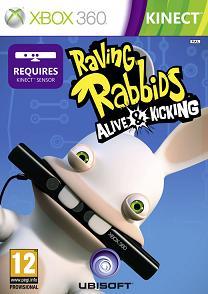 Rabbids Alive And Kicking (Kinect)