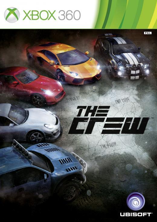 The Crew (LT+2.0)[2 Disc] [Online เท่านั้น]