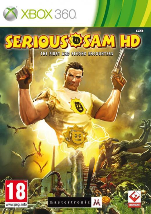Serious Sam 3 Before First Encounter [XBLA][RGH]